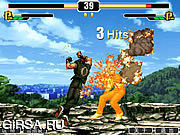 Флеш игра онлайн King of Fighters Death Match