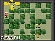 Флеш игра онлайн Вспышка Bomberman / Bomberman Flash
