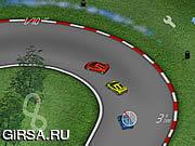 Флеш игра онлайн 3D гонки / 3D Racing