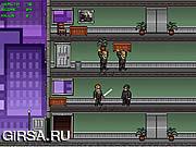 Флеш игра онлайн Матричное волнение