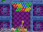 Флеш игра онлайн Головоломка Bobble / Puzzle Bobble
