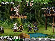 Флеш игра онлайн Metal Slug Rampage 4