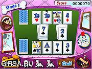 Флеш игра онлайн 101 Dalmatians Card Battles