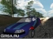 Флеш игра онлайн Ралли XPro