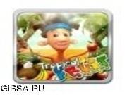 Флеш игра онлайн Tropical Fruit
