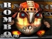 Флеш игра онлайн Bombo Goes Nuts