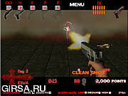 Флеш игра онлайн 13 Days in Hell