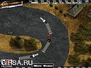 Игра 18 Wheels Racing