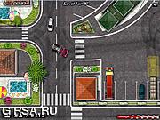 Флеш игра онлайн Водитель грузовика 3 / 18 WheelsDriver 3