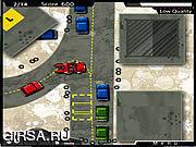 Флеш игра онлайн Возможность 18 Уилеров / 18 Wheeler Challenge