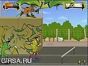 Флеш игра онлайн Roller Ghoster Ride