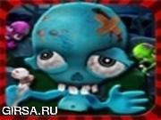 Флеш игра онлайн Zombie Smack Down
