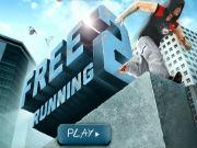 Флеш игра онлайн Свободный Бег 2