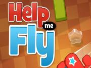 Флеш игра онлайн Помоги Мне Летать
