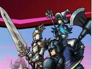 Флеш игра онлайн Храбрый Охотник