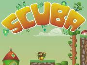 Флеш игра онлайн Scuba