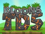 Флеш игра онлайн Блунс ТД 5