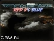 Флеш игра онлайн Warmerise | Красный против синего - Lite Версия