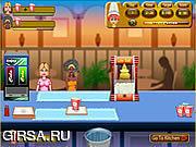 Флеш игра онлайн Время попкорна