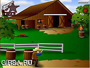 Флеш игра онлайн Шериф правосудие / Sheriff The Justice