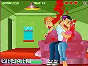 Флеш игра онлайн Kiss Kiss Kiss