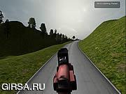 Флеш игра онлайн 3D погрузчик / 3D Forklift
