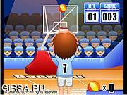 Флеш игра онлайн Чемпионата 3 Очка / 3 Points Championship