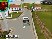 Флеш игра онлайн 3D американский грузовик / 3D American Truck