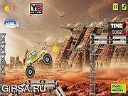 Флеш игра онлайн 3D Сумасшедший грузовик / 3D Crazy Truck