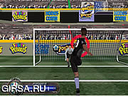 Флеш игра онлайн 3D Penalty Shootout