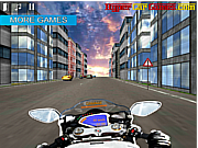 Флеш игра онлайн 3D Скоростной велосипед / 3D Speed Bike