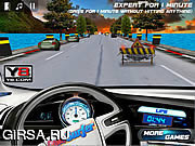 Флеш игра онлайн 3D Speed Driver