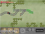 Флеш игра онлайн Rail Pioneer