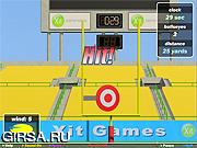 Флеш игра онлайн 3D поле цель