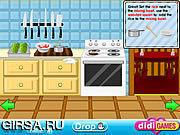 Флеш игра онлайн Сказовый шеф-повар - заполненные перцы / Fantastic Chef - Stuffed Peppers