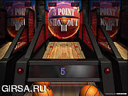 Флеш игра онлайн 3Point Shootout