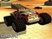 Флеш игра онлайн Crashdrive 3D формате