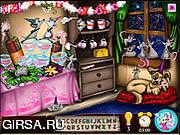 Флеш игра онлайн Мышиный праздник