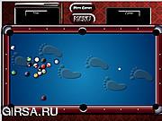 Флеш игра онлайн 8 Ball Billiard