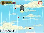 Флеш игра онлайн Frogg Rocket