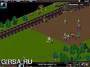 Флеш игра онлайн Оборона замка