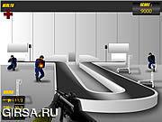 Флеш игра онлайн Авиапорт Ops стрелка / Shooter Airport Ops