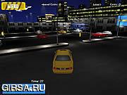 Флеш игра онлайн Airport Taxi Parking