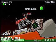 Флеш игра онлайн Межгалактическое приключение / Alien Rover
