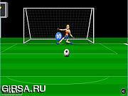 Флеш игра онлайн Android Soccer
