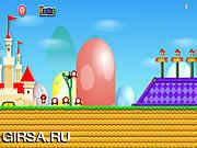 Флеш игра онлайн Angry Mushrooms
