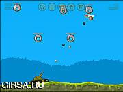 Флеш игра онлайн Angry Zeppelins 2