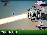 Флеш игра онлайн  Эйприл и бустер против Ультра флота