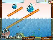 Флеш игра онлайн Аква-Стиляги