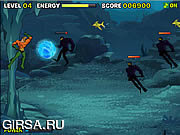 Флеш игра онлайн Aquaman Defender of Atlantis